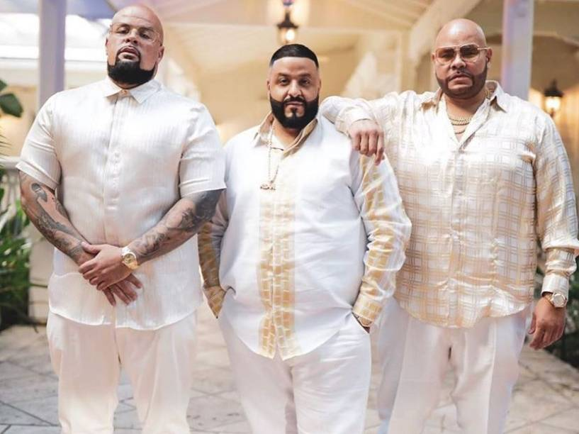 DJ Khaled, Fat Joe e The Real Rich Player são os atuais queridinhos da 5001 Flavors