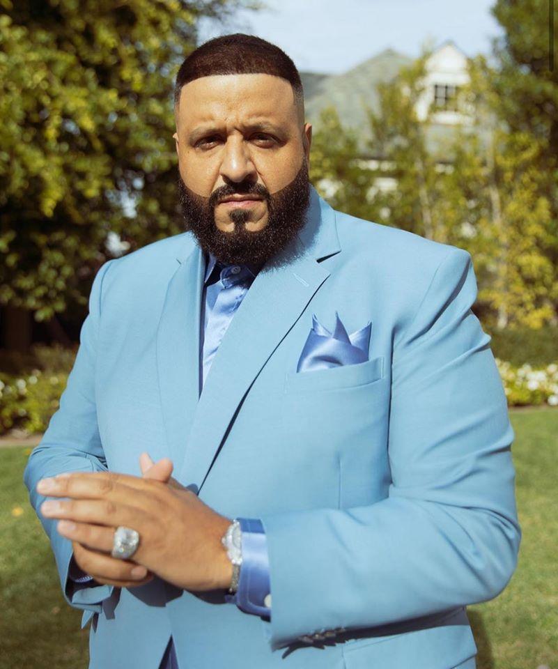 Praticamente um viciado: o DJ Khaled é daqueles que só veste Harlem Haberdashary