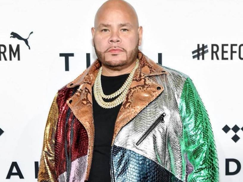 O rapper Fat Joe também é outro músico que se veste com a 5001 Flavors