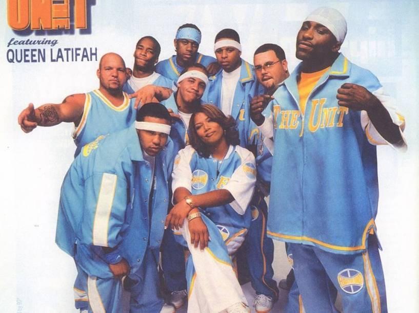 Antes de se tornar atriz, Queen Latifah era uma das mais bem sucedidas cantoras de hip-hop. Ela também vestiu 5001 flavors