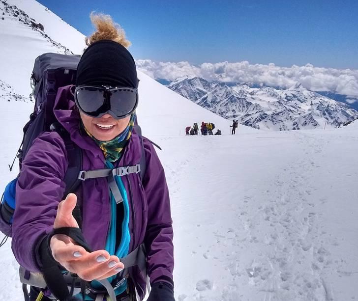 Elbrus, Rússia, 2016