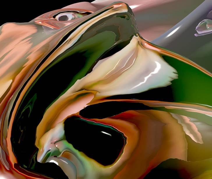 O olho dela, 2019 - SP-Arte 2020, Artsy