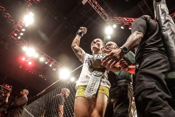 Jessica Andrade_02 – Divulgação UFC