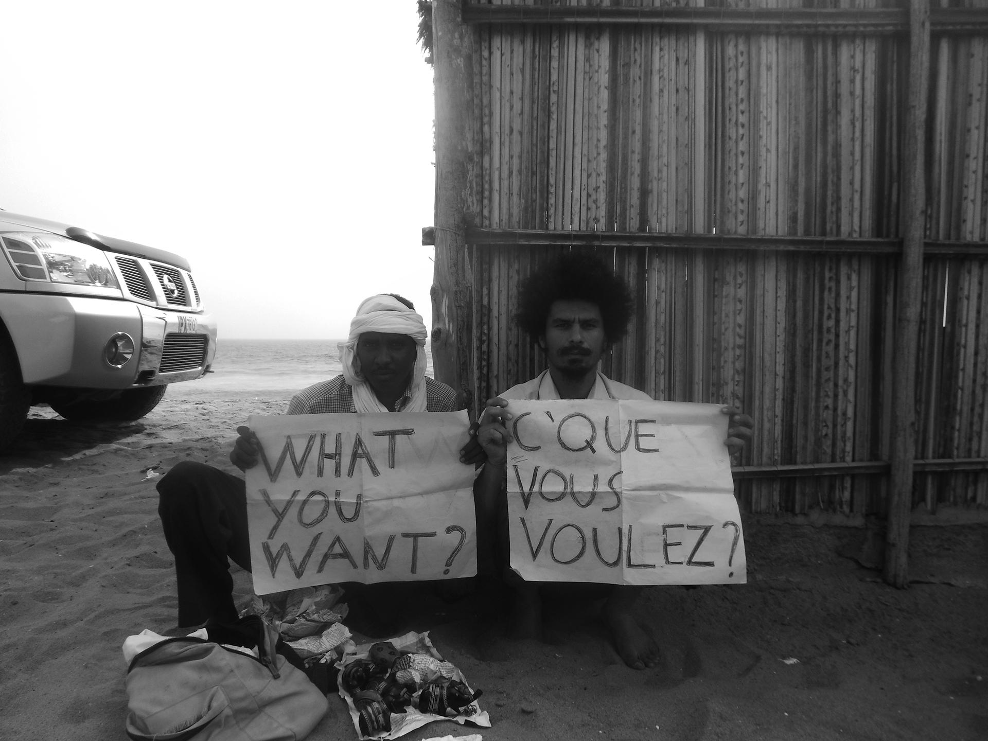 Paulo Nazareth, CA _ C` QUE VOUS VOULEZ ?, 2013. Cortesia do artista e Galeria Mendes Wood DM