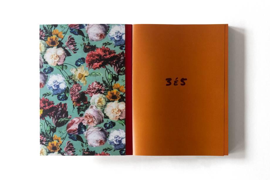 """Páginas de """"3 é 5"""", livro que a fotógrafa Dani Tranchesi realizou em feiras livres paulistanas entre junho e dezembro de 2020"""