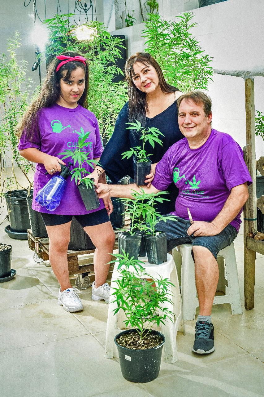 Cidinha Carvalho, presidente da Cultive – Associação de Cannabis e Saúde, de São Paulo