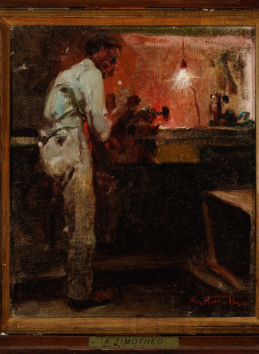 Ferreiro, 1910, Artur Timótheo da Costa