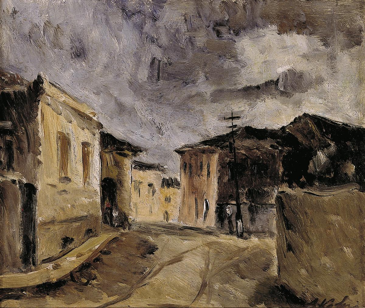 Mogi das Cruzes, 1932-1933, Alfredo Volpi