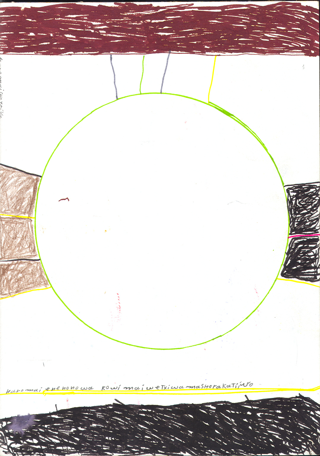 Pilares terrestres, 2005